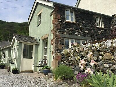 Holiday Cottage Self Catering Lake District Keswick Sleep 2 Dog friendly 28 Sept