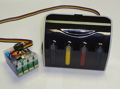 CONTINUOUS INK SUPPLY System for Epson WF-7710 WF-7720 WF