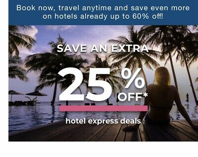 PRICELINE COUPON 25%OFF express deal Must Use Priceline App Expires July 20