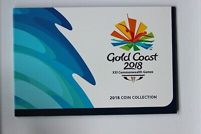 Gold Coast Australia 2018 Commonwealth Games $2 & $1 7 Coins Set  (3310896D5)
