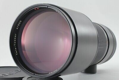 Contax Carl Zeiss Tele-Tessar 300Mm F4 Mmg Lens For C/Y *Appearance Mint* Japan