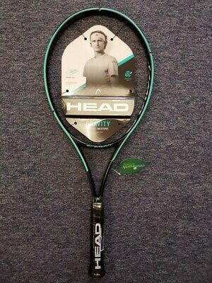 Nouveau 2019 Head Graphene 360 Gravity Pro Raquette De Tennis 18x20 11.1oz//315g 4 1//4