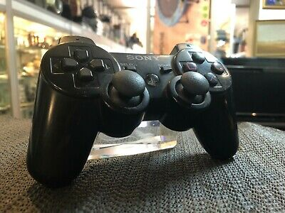 Genuine / Sony Playstation 3 (Ps3) Wireless Controller Sixaxis Black / For Parts