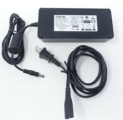 iHome Switching Power Adapter, Model No.: AS101-240-AB417, Part No.: 9IH520B