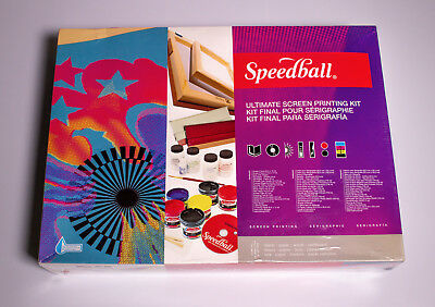 Speedball Art Products Sp4523  Ultimate Scrprt Kit