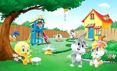 Baby Looney Tunes (a) B/W Cross Stitch Chart BUY 1 GET 1 HALF PRICE