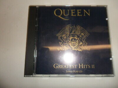CD  Queen  ‎– Greatest Hits II