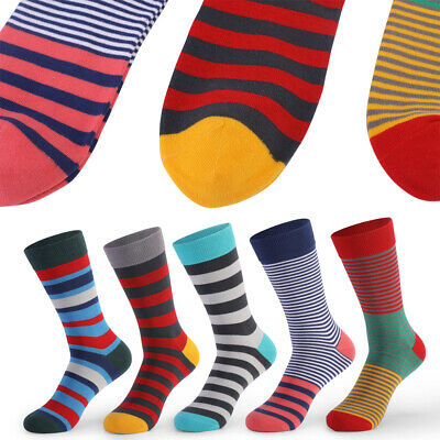 Fashion Men Women Socks Combed Cotton Animal Fruit Bird Casual Joyous Sock