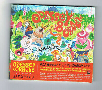 ♫ - Odessey & Oracle - Speculatio - Cd 11 Titres - 2017 - Neuf New Neu - ♫