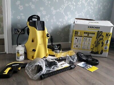 Karcher K4 Full Control Jetwasher Home Kit New(other). Save £'s on RRP - Offer!
