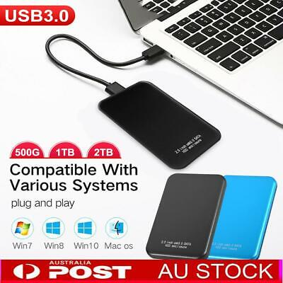 "2.5"" USB3.0 SATA3.0 6Gbps 500G 1TB 2TB Portable HDD Hard Drive Solid State Drive"