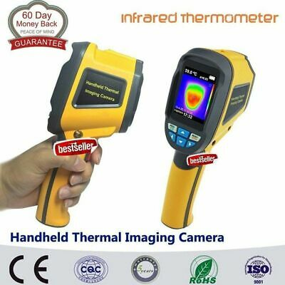 HT-02D Handheld Thermal Imaging Camera Imager IR Infrared Thermometer -20-300 ℃