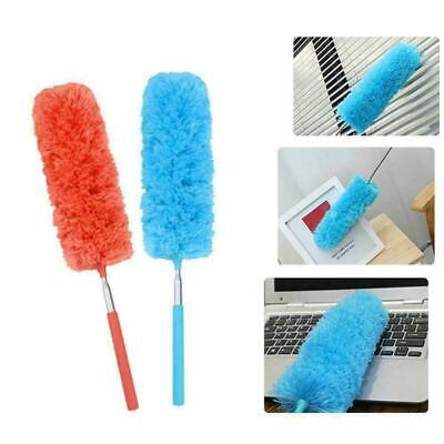 Microfiber Extendable Telescopic Cleaning Duster Feather Style Extend_Brush N4B8