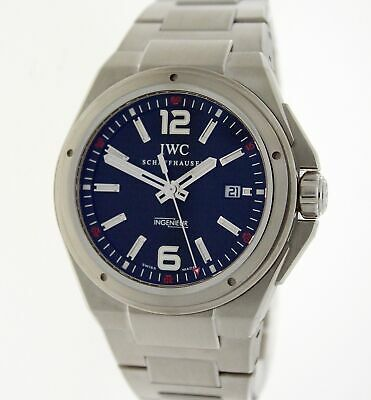 IWC Ingenieur Automatic Mission Earth FULL SET Ref.: IW323604 (W3911) +