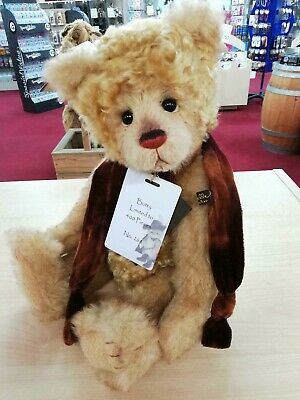 SPECIAL OFFER! Charlie Bears Isabelle Mohair BUTTY Number 268/400 (RRP £185)