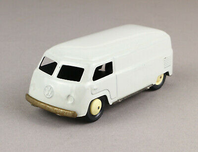 AMB Marchesini VW T1 Bus Tin Toy 1:40 Blech Friktion '60s Volkswagen Transporter
