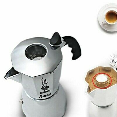 - NEW MISSING PARTS - Bialetti 6188 Brikka Elite Espresso Maker - (2 Cups) -