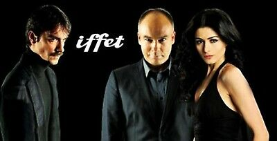 Turkia-Serie,Iffet ,  2012. 22 Dvd 87 Capitulos