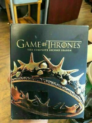 Game Of Thrones - The Complete Second Season [Blu-ray] AS IS!!