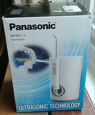 NEW Panasonic EW1611W Oral Irrigator.