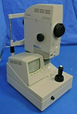 Canon CR6-45NM Optometry Non-Mydriatic Retinal Fundus Camera / Excellent Clean