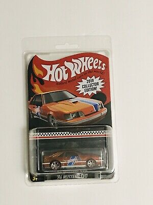 Hot Wheels Target Mail In 2019 Collector Edition '84 Mustang SVO
