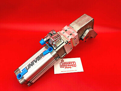 Univer UBP 32 VCE 90 Degree Pneumatic Power Clamp UBP32VCE