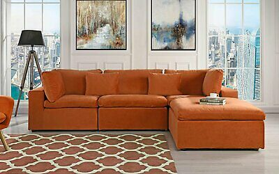 Phenomenal Great Condition Elliot Sectional Sofa With Chaise From Gmtry Best Dining Table And Chair Ideas Images Gmtryco
