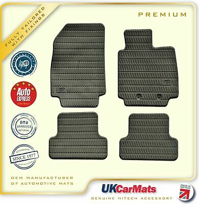 Renault Clio 2006 onwards Premium Tailored Car Mats set of 4