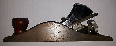 Vintage MILLERS FALLS No.75 Low Angle Block Plane Made In USA