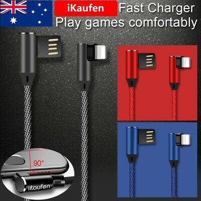 Genuine iKaufen Lightning USB Data Charger Cable for Apple iPhone xs 8 7 6s Plus