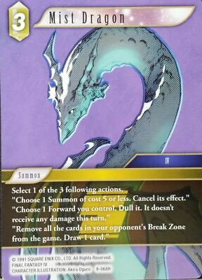 Lilty Full Art Foil Rare NM Opus IX 9-079R Final Fantasy TCG