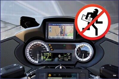 GPS Theft Protection for BMW R1200/1250 RT LC for BMW Navigator IV/V/VI