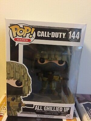 Call of Duty Funko POP! Games All Ghillied Up Vinyl Figure #144
