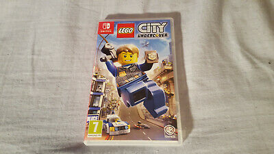 Lego City Undercover for Nintendo Switch - Free 1st Class P&P