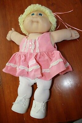Cabbage Patch Kids - Blonde Bombshell