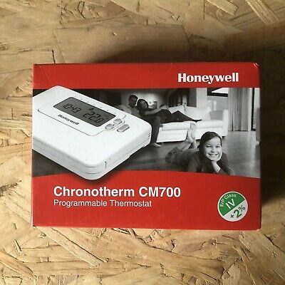 Honeywell CM700 / 797 7-Day Programmable Thermostat Wired Room White