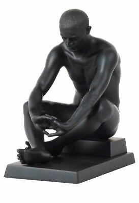 Nude Male -  (Black)   - Artistic Body