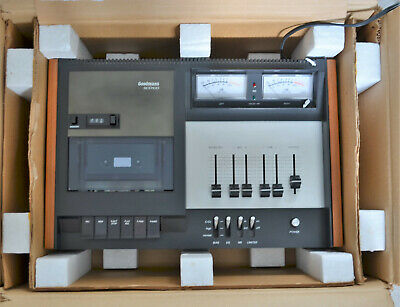 Superb Goodmans Scd 100 Cassette Recorder Made By Nakamichi Boxed