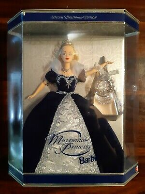 MILLENNIUM PRINCESS BARBIE Doll NRFB 1999 SPECIAL MILLENNIUM EDITION 24154
