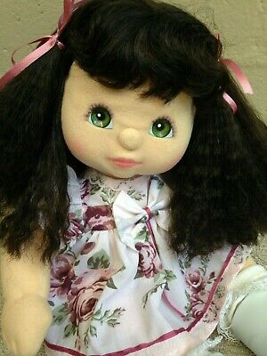 "My Child Doll ~ "" 88 Brunette Crimp ~ Dressed ~ 7 Day Auction or Best Offer"