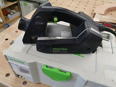 Festool EHL 65 E-Plus GB 240V One Handed Planer - 574536 Used in Good Condition