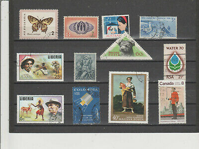 World stamp collection All Different Clearance lot   N062