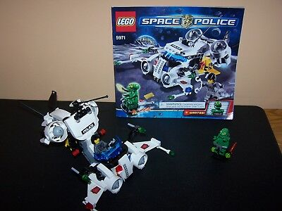 LEGO Space Police 5971 Space Police Officer minifigure New