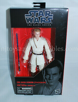 Star Wars Black Series Wave 21 6-Inch Obi-Wan Action Figure