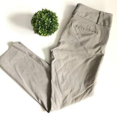 The Limited Womens Size 4 Ideal Stretch Career Capri Cropped Pants Bottoms