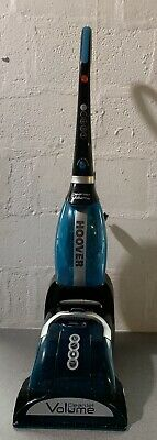 Hoover Cleanjet Volume Upright Carpet Cleaner Fully Working