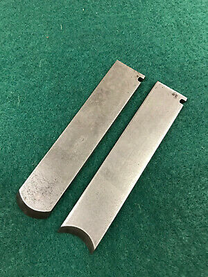 """Orig. STANLEY 3/4"""" No. 45 Hollow and No. 55 Round Cutters for No. 45 / 55 Planes"""