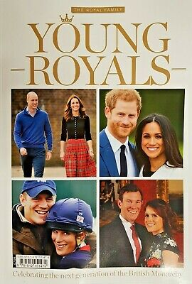 The Royal Family Magazine 2019 = Young Royals = Next Generation Of Monarchy