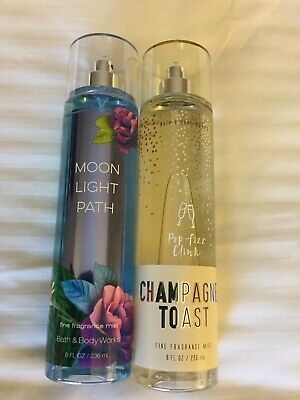 bath and body works Fine Body Fragrance X2 236 ml